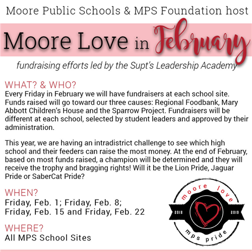 Moore Love Infographic