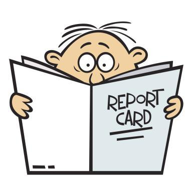 Horrifying Report Card