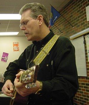Williams' guitar solo