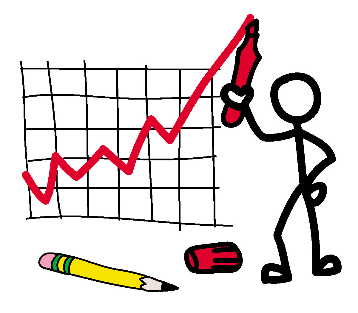 how to get quickier at drawing graphs