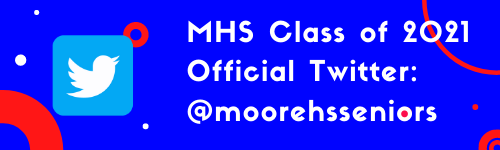 Follow the Senior Class on Twitter