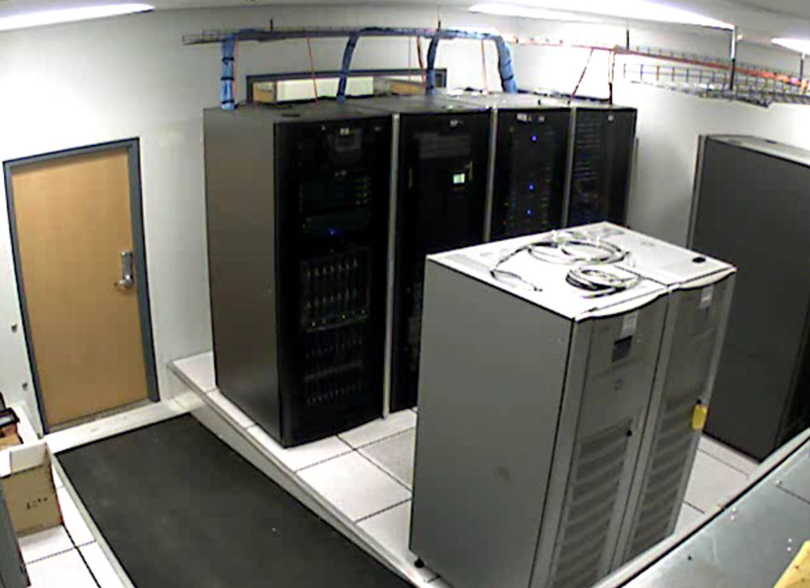 MPS IT Server Room