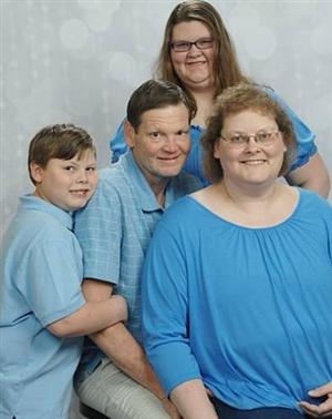 Mrs. Brown's Family