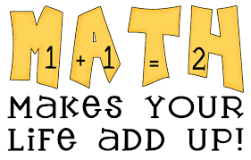 Math Makes Your Life Add Up