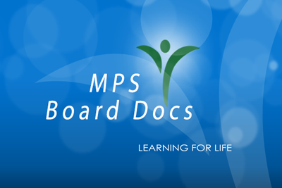 MPS Board Docs Link