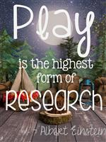 Play is Research
