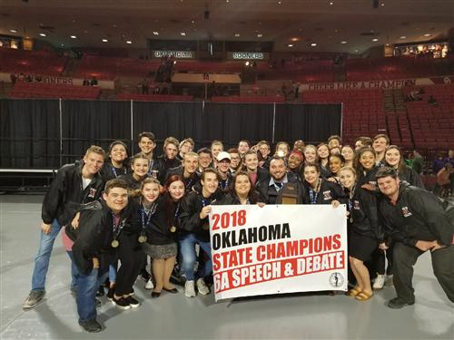 State Champions 2018