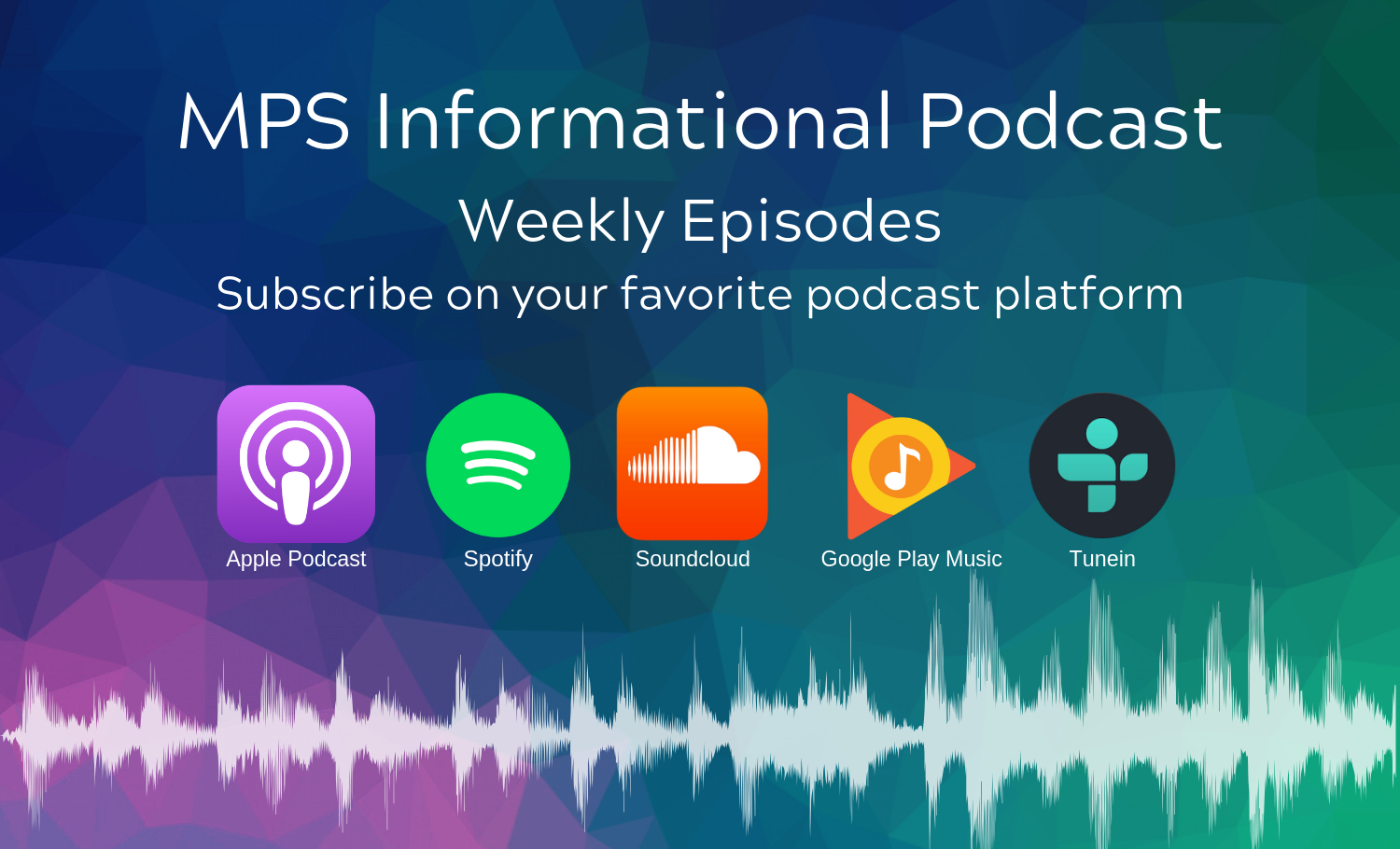 District Communications / MPS Informational Podcast