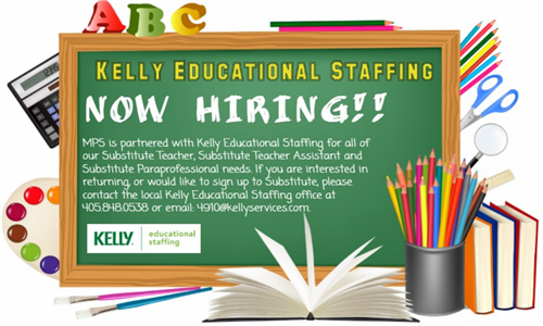 Kelly Staffing Flyer