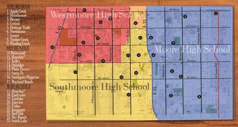 parent information    district boundaries